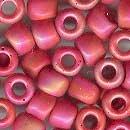 Mill Hill Pebble Glass Beads05016 Matte Fiesta Sunset