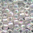 Mill Hill Pebble Glass Beads05161 Crystal