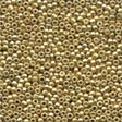 Mill Hill Petite Glass Beads40557 Gold