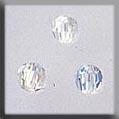 Mill Hill Crystal Treasures13012 Round Bead ~ Crystal AB