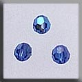 Mill Hill Crystal Treasures13020 Round Bead ~ Sapphire AB
