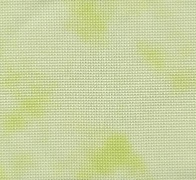 Clearance Fabric Flair Green Hand Dyed ~ 28 Count Evenweave ~ Fat Quarter