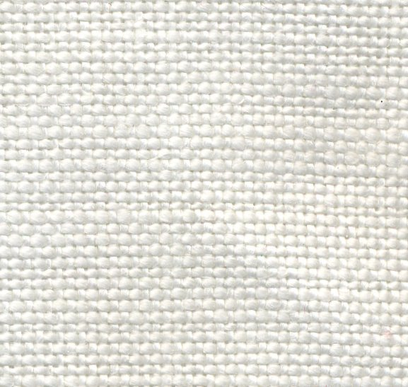 Clearance Legacy Linen FBR25075 ~ 25 Count ~ Brilliant White ~ Yard