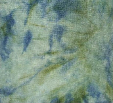 Clearance Picture This Plus (Crystal/Opalescent) Tempest 32 Count Belfast Fat Quarter