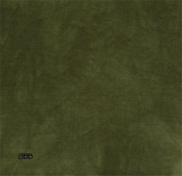Clearance Picture This Plus Moss 32 Count Belfast Fat Quarter