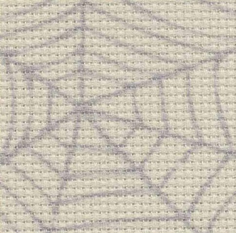 Fabric Flair 14 Count Aida Cobweb 7834