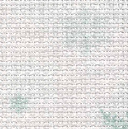 Fabric Flair 14 Count Aida Snowflakes 5336
