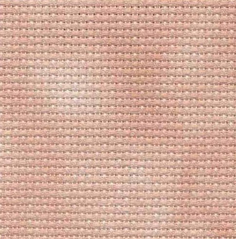 Fabric Flair 16 Count Aida Russet Hand Dyed 8258