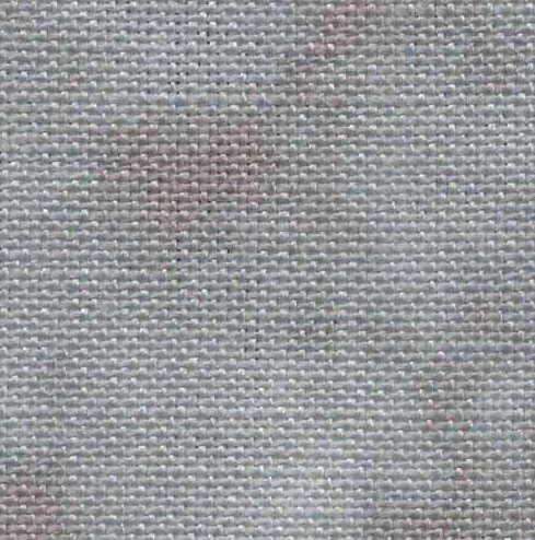 Fabric Flair 28 Count Linen Tarnished Hand Dyed 8248
