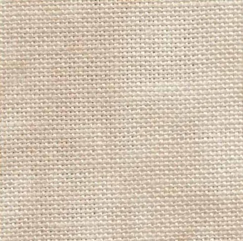 Fabric Flair 28 Count Linen Waxing Moon Hand Dyed 8246