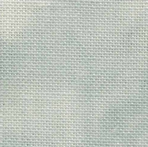 Fabric Flair 32 Count Linen Lagoon 7212