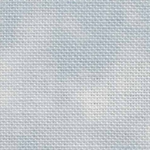 Fabric Flair 36 Count Linen Stormy Sea Hand Dyed 7220