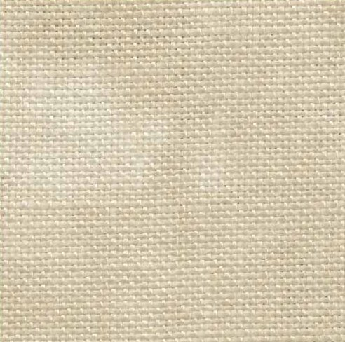 Fabric Flair 40 Count Linen  Iced Coffee 7506