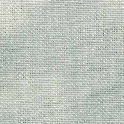 Fabric Flair 40 Count Linen  Lagoon 7510
