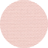 Permin 14 Count Aida Touch Of Pink 357302