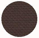 Permin 16 Count Aida Black Chocolate 35596