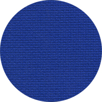 Permin 18 Count Aida Royal/Christmas Blue 35913