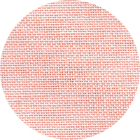 Permin Linen28 Count 76302 Touch Of Pink