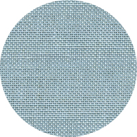 Permin Linen28 Count 76303 Touch Of Blue