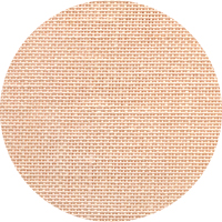 Permin Linen28 Count 76304 Touch Of Peach
