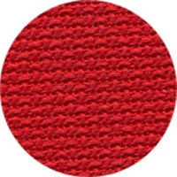 Permin Linen 28 Count Christmas Red 7630