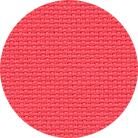 Permin Linen32 Count 65243 Riviera Coral