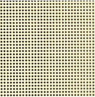 Permin 14 Count Perforated Paper PP12 Butter Cream