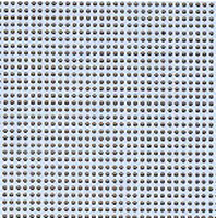 Permin 14 Count Perforated Paper PP13 Periwinkle Blue