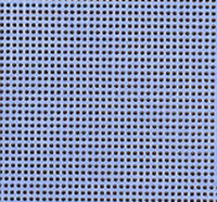 Permin 14 Count Perforated Paper PP22 Sky Blue