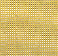 Permin 14 Count Perforated Paper PP25 Anniversary Gold
