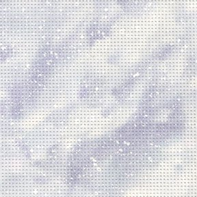Permin 14 Count Stylized Perforated Paper PP201 Sky Light Violet