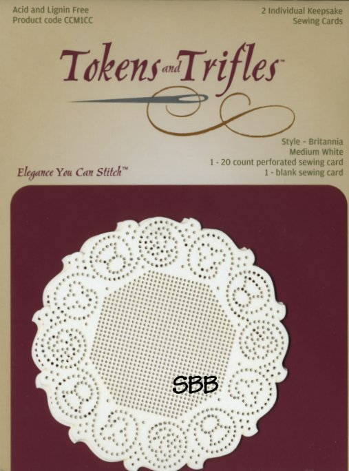 Tokens and Trifles Clearance Britannia