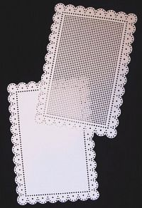 Tokens and Trifles Clearance Eyelet Rectangle