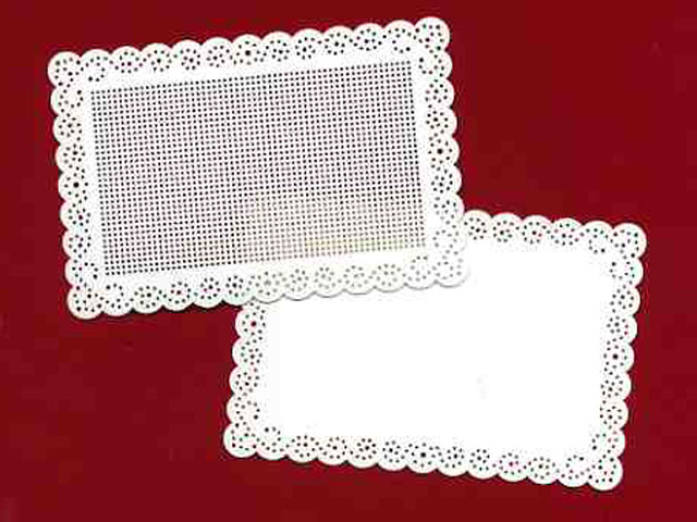 Tokens and Trifles Clearance Filigree Rectangle