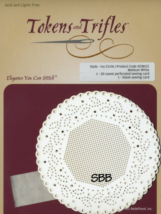 Tokens and Trifles Clearance Ivy Circle