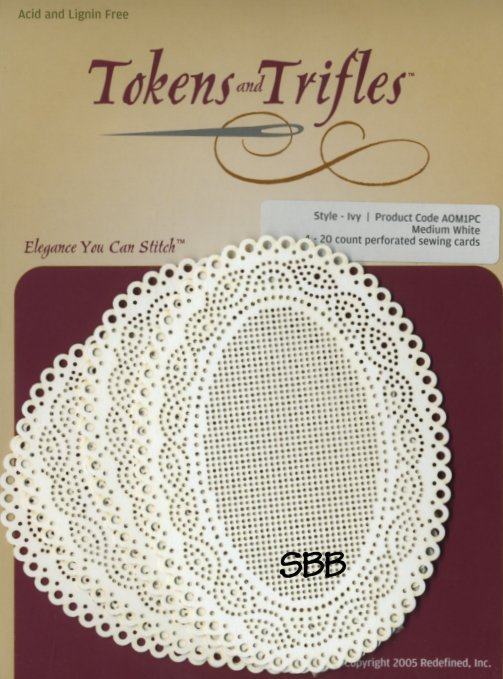 Tokens and Trifles Clearance Ivy Oval Multipack