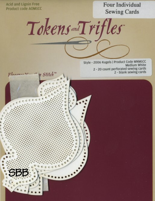 Tokens and Trifles Clearance Kugels 2006