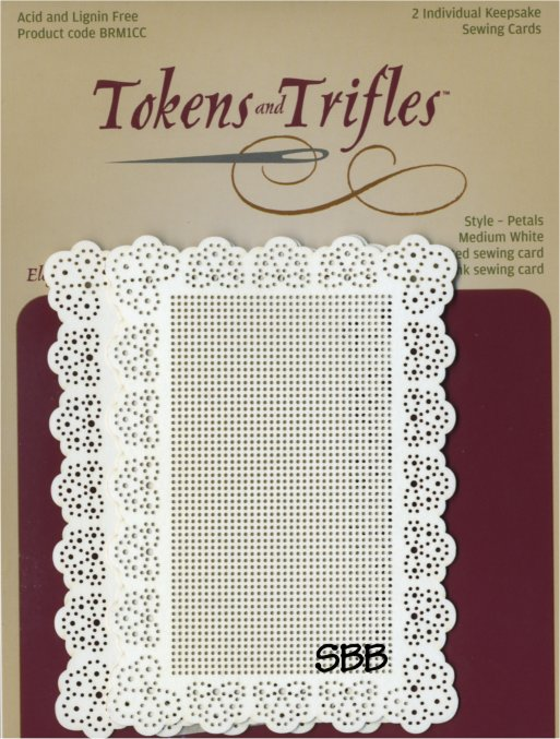 Tokens and Trifles Clearance Petals Rectangle Multipack