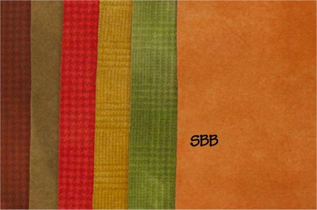 Weeks Dye Works Limited Edition Wool Bundle ~ Cornucopia