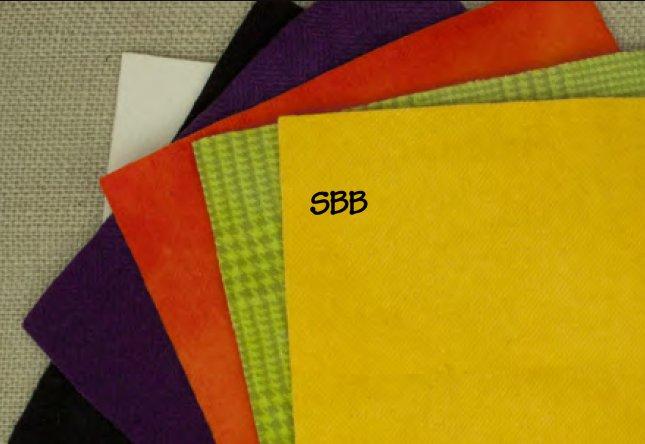 Weeks Dye Works Limited Edition Wool Bundle ~ Spooky