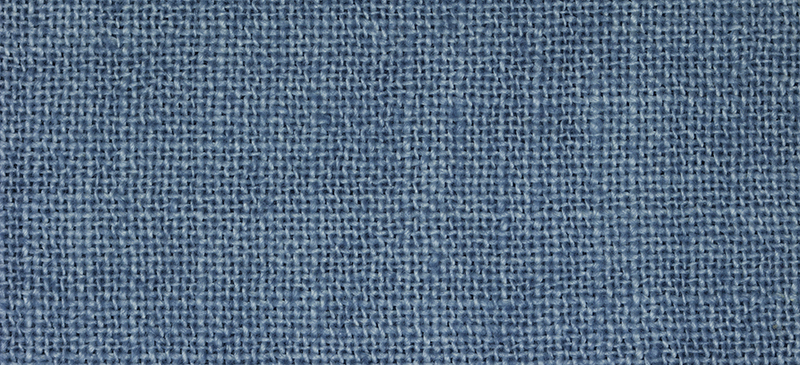 Weeks Dye Works 32 Count LinenF2107 Blue Jeans