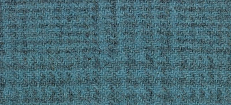 Weeks Dye Works Glen Plaid Wool2118 Blue Topaz