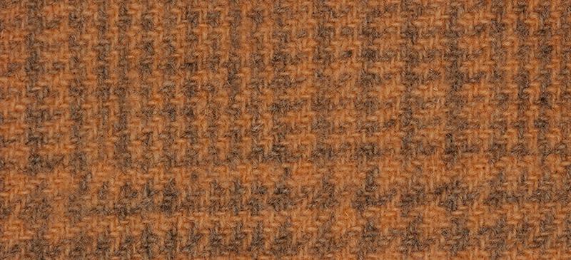 Weeks Dye Works Glen Plaid Wool2226 Carrot