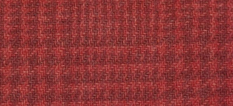 Weeks Dye Works Glen Plaid Wool2245 Grapefruit