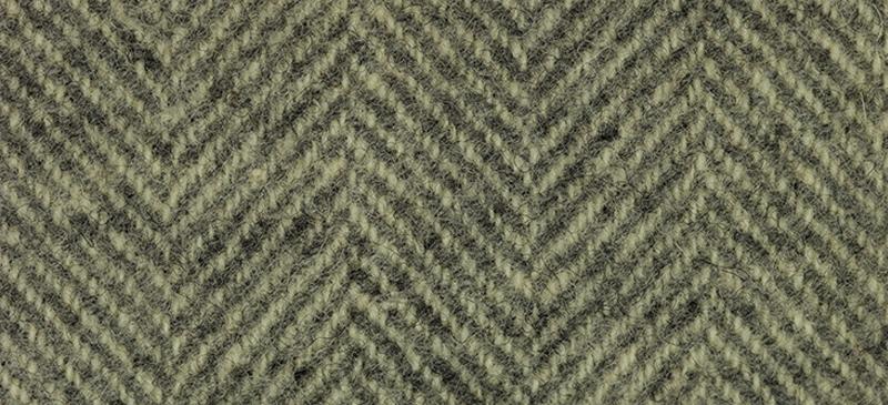 Weeks Dye Works Herringbone Wool1109 Angel Hair