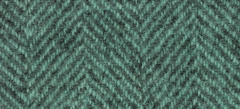 Weeks Dye Works Herringbone Wool2129 Robin's Egg