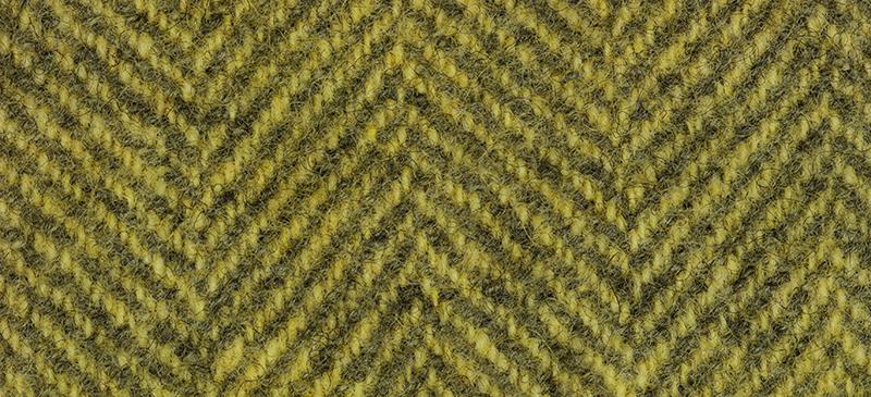 Weeks Dye Works Herringbone Wool2217 Lemon Chiffon