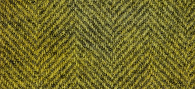 Weeks Dye Works Herringbone Wool2224 Squash