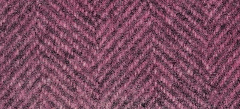 Weeks Dye Works Herringbone Wool2271 Peony
