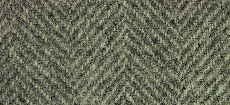 Weeks Dye Works Herringbone Wool2286 Thistle